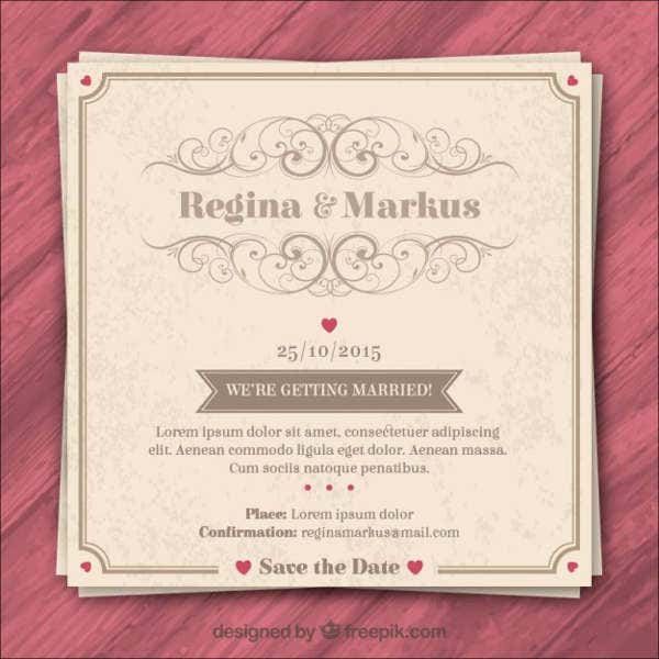 printable-retro-wedding-invitation