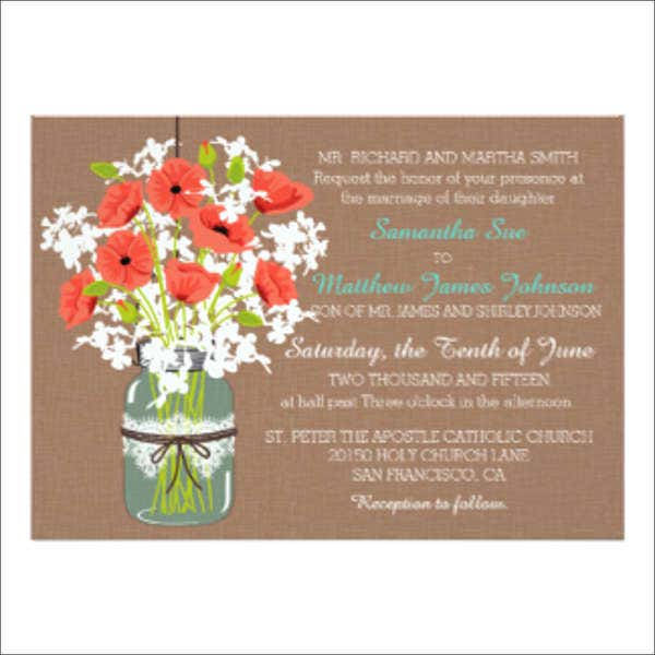 rustic-bouquet-wedding-invitation