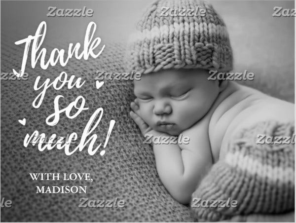 free-baby-thank-you-card