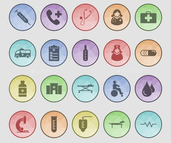medical-filled-icons