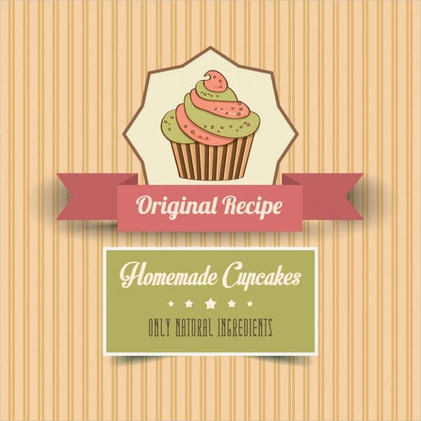 free printable recipe card1