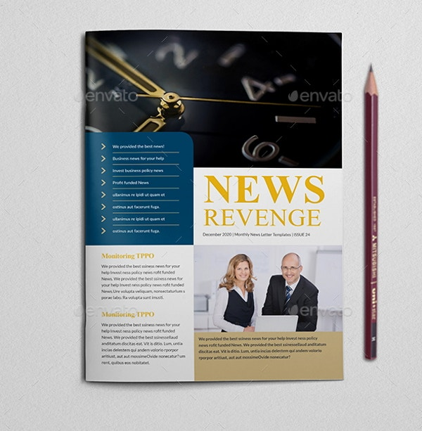 indesign-newsletter-template