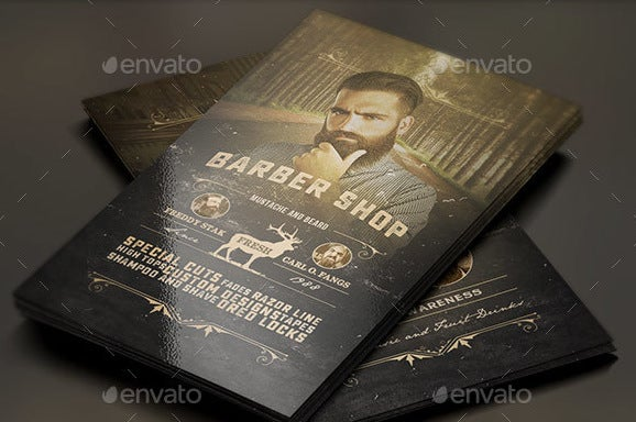 rustic-business-card