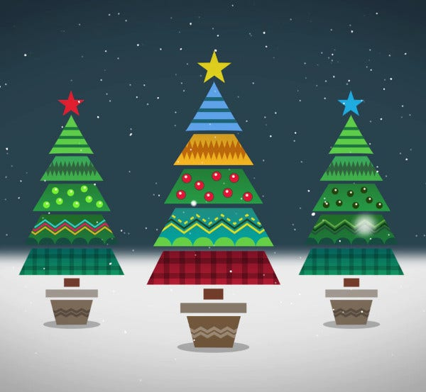 Animated Christmas Card
