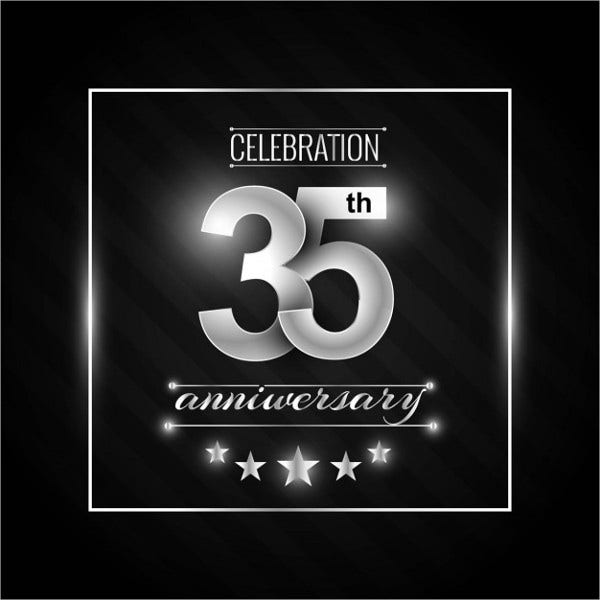 free-anniversary-invitation-card