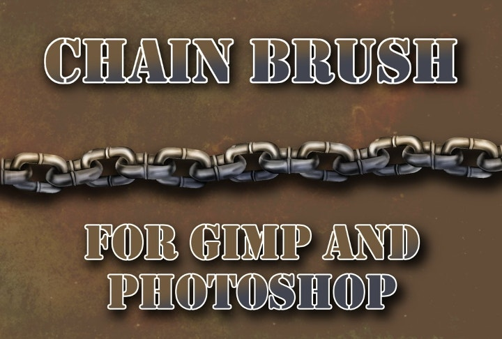 chain photoshop brushes