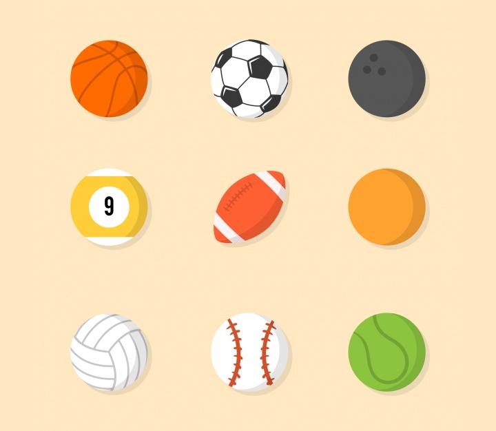 sport-balls-vector