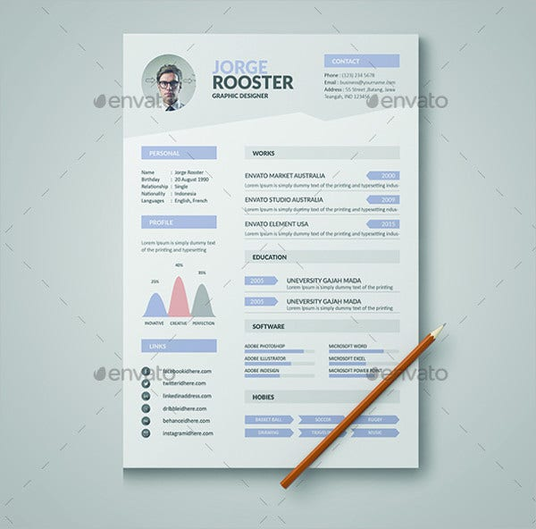46 modern resume templates pdf doc psd free premium templates modern business resume format thecheapjerseys Image collections