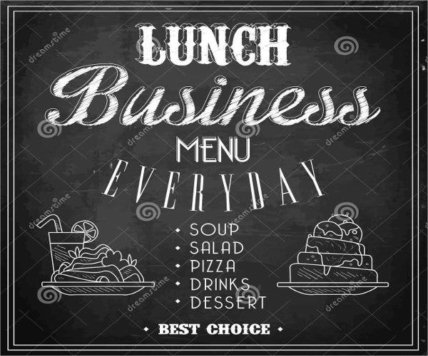 chalkboard-lunch-business-menu
