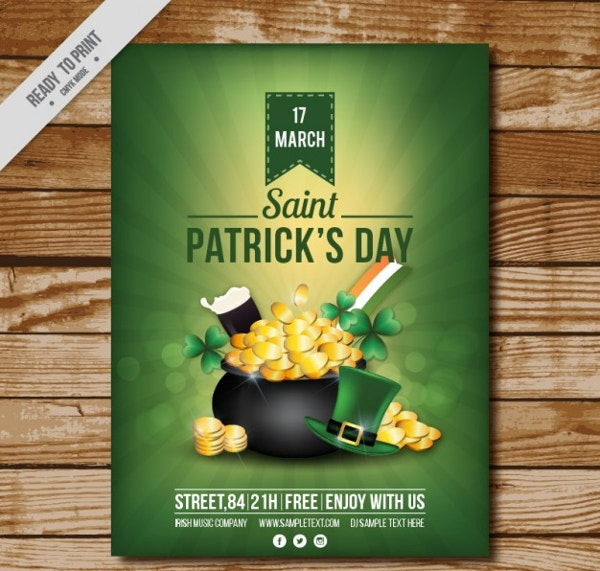 saint-patricks-celebration-poster
