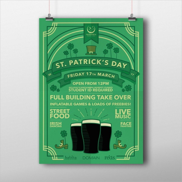 free-st-patricks-day-poster-template