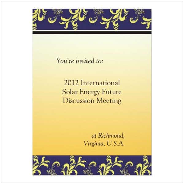 free-meeting-invitation-card