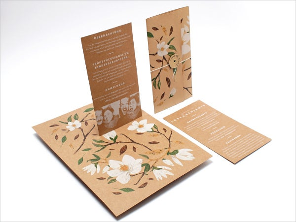 62 Wedding Cards In Psd Free Premium Templates
