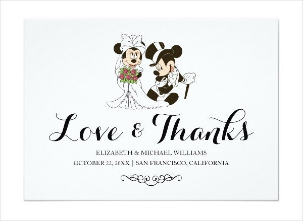 disney-wedding-thank-you-cards