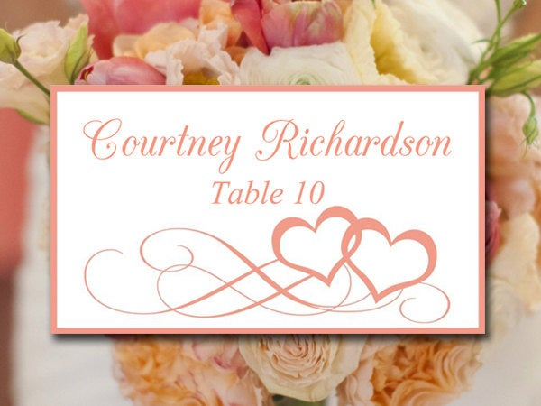diy wedding place cards1