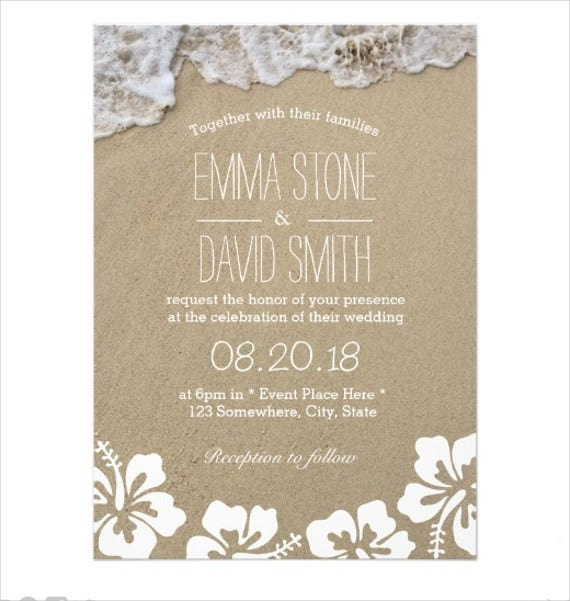 destination wedding announcement cards