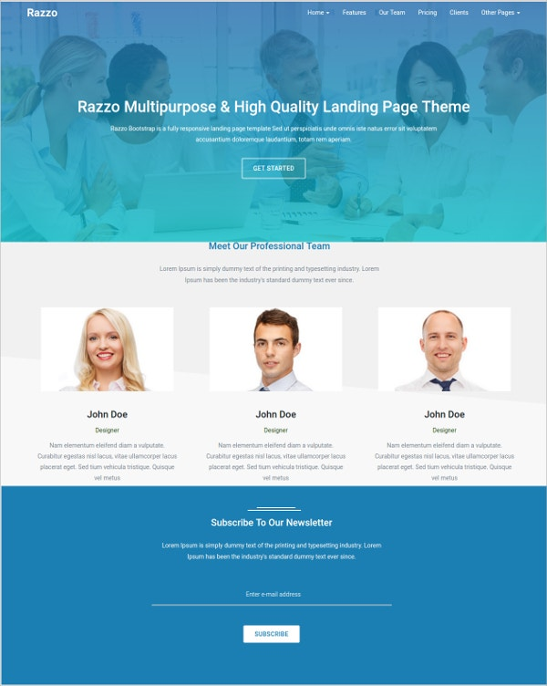 responsive-bootstrap-landing-page