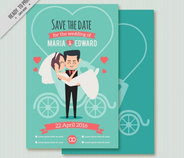 -Free Funny Wedding Card