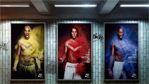 42 advertising poster designs1