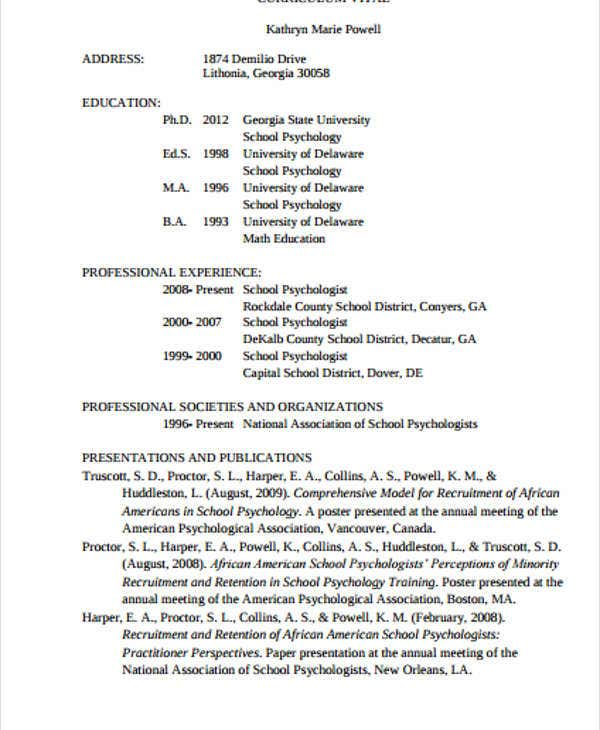 best kindergarten teacher resume