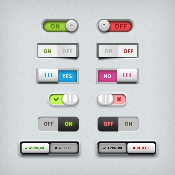 key-switch-buttons