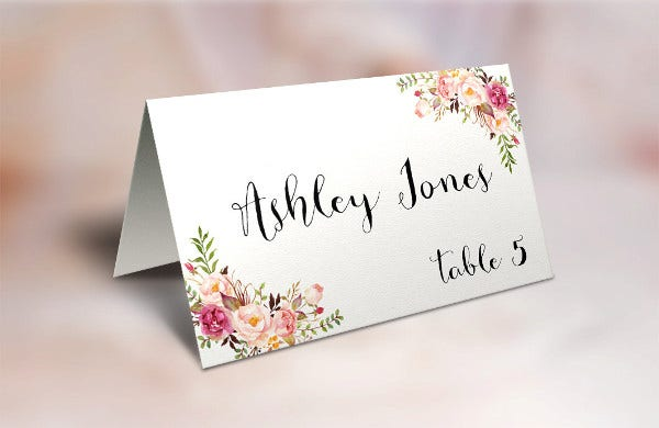 -Printable Wedding Gift Card