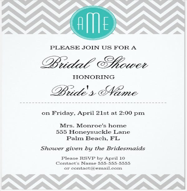 modern-chevron-style-bridal-shower-invitation