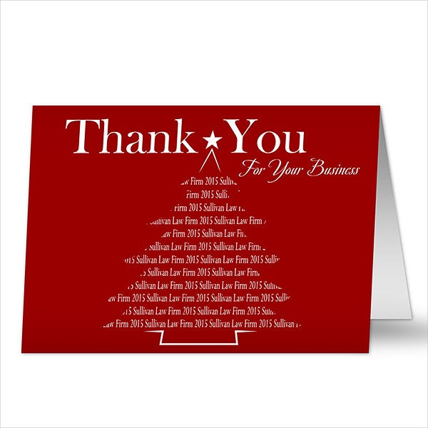 65 thank you cards in psd free premium templates thank you business christmas card reheart Image collections