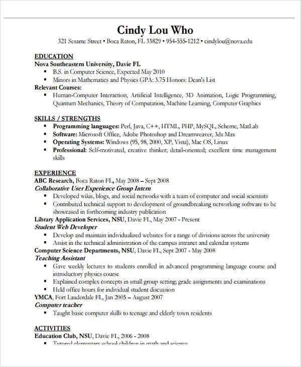 Best Resume Template Teacher Pre Kindergarten Teacher Resume Best