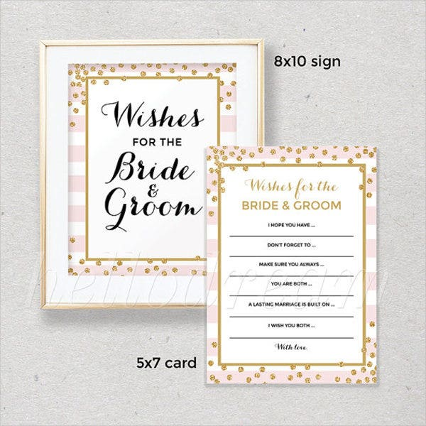 wedding-shower-wishes-card