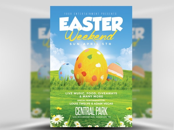 easter-weekend-flyer-template