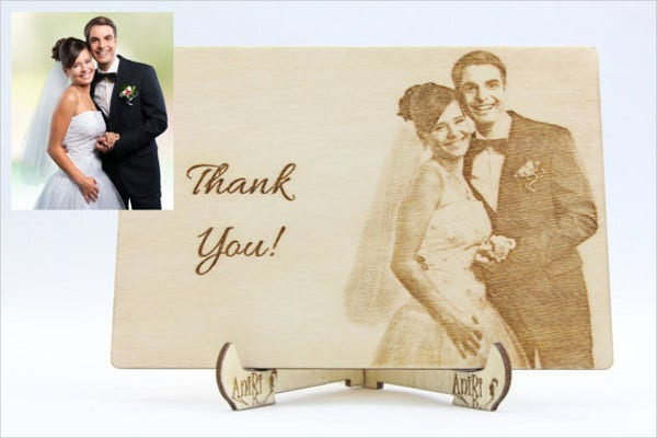 personal thank you wedding cards1
