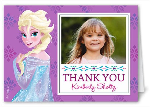 disney-frozen-thank-you-card