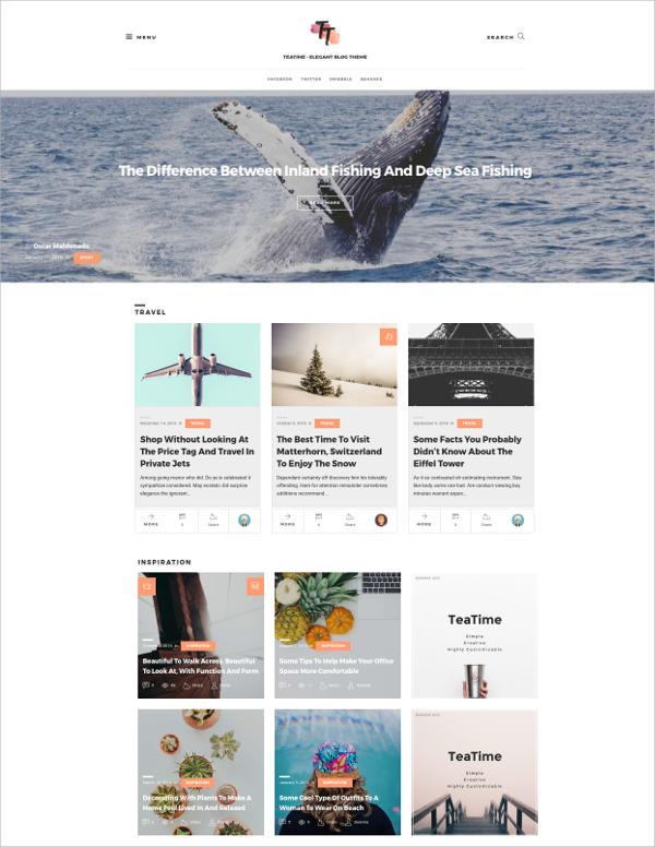 simple-and-elegant-blog-theme