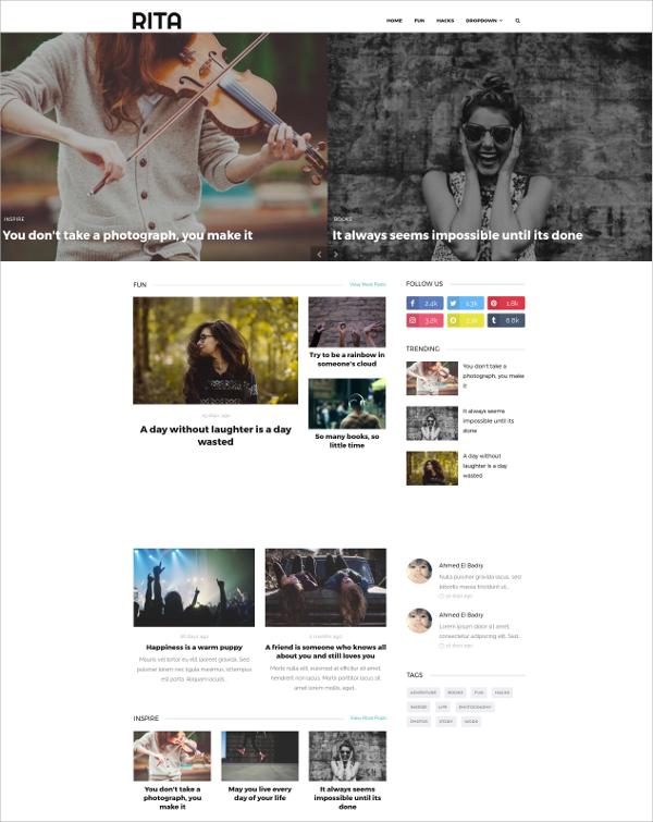 unique-magazine-blogger-theme