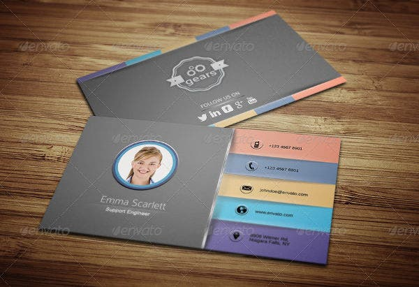 Sample professional business cards militaryalicious sample professional business cards colourmoves