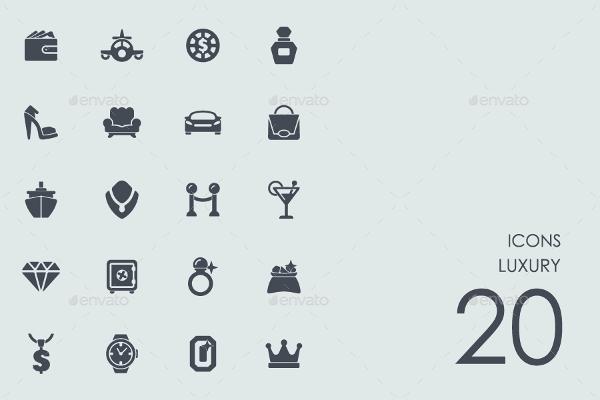 luxury-icons
