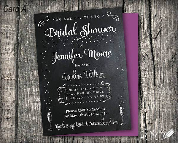 custom-chalkboard-bridal-shower-invitation