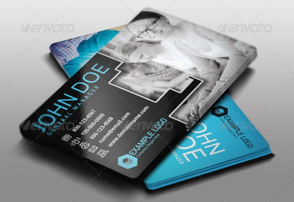 Business card examples free premium templates college student business card colourmoves
