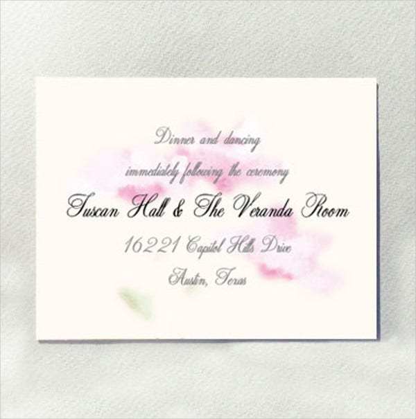 diy-wedding-reception-cards