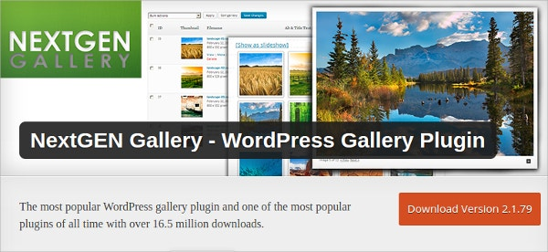 nextgen-wordpress-gallery-plugin