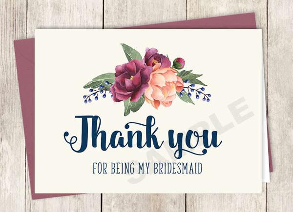 diy-bridesmaid-thank-you-card