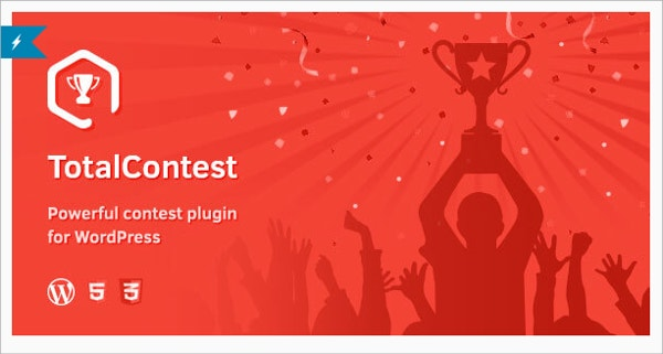 responsive wordpress contest plugin