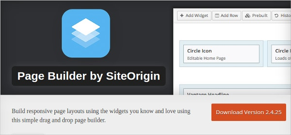 page builder wordpress plugin