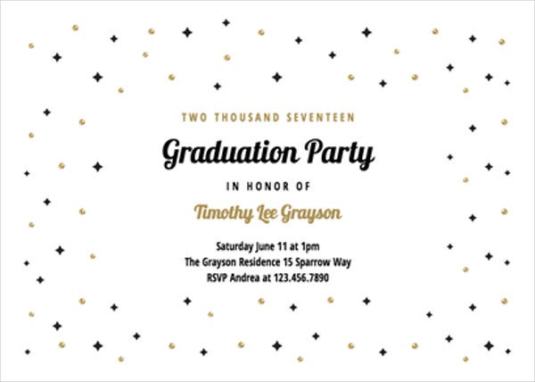 formal graduation lunch invitation1