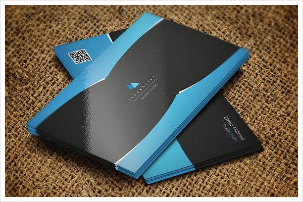 -Professional Business Card Layout