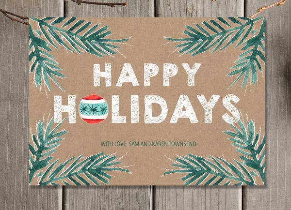 business-holiday-card