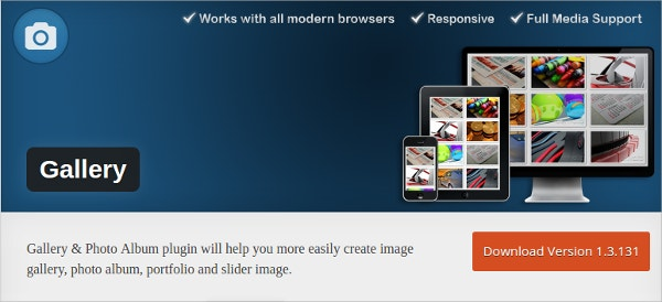 gallery wordpress plugin