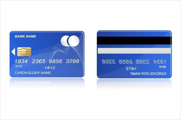 debit bank card