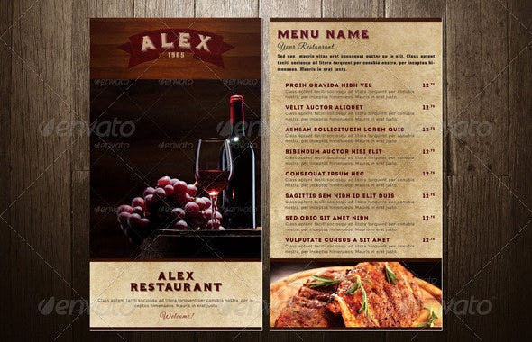 bar menu card1